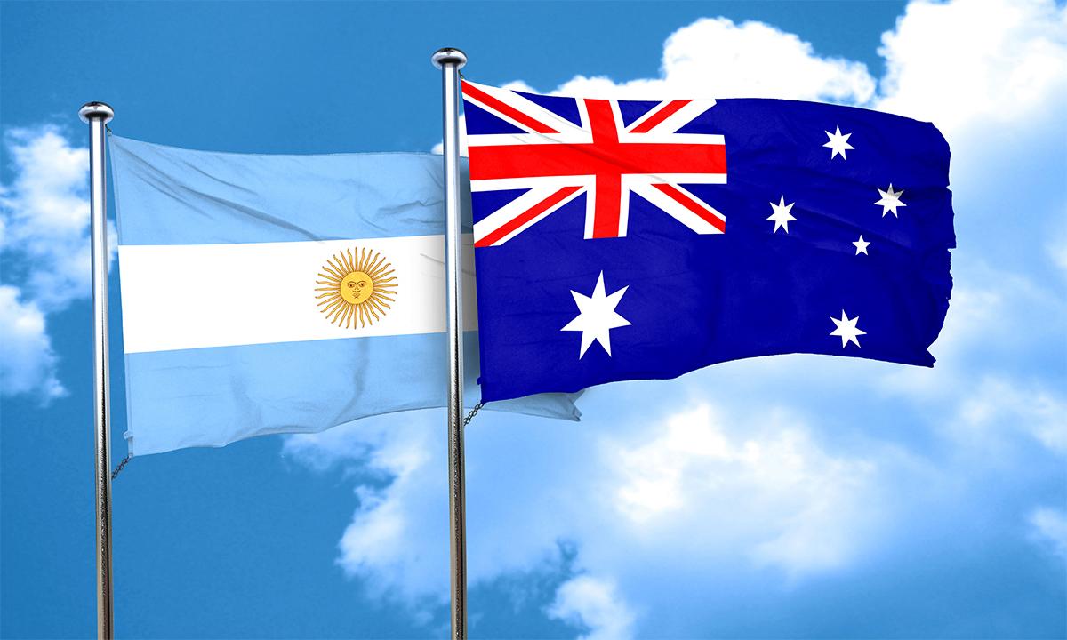 Cooperación científica entre Argentina y Australia