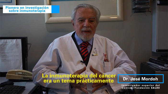 Avances Importantes en la Lucha contra el cáncer: José Mordoh